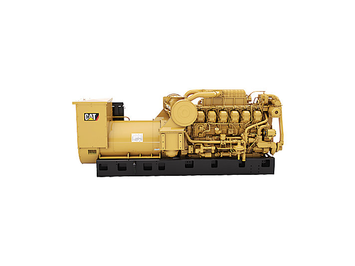 3512C w/Dynamic Gas Blending  Land Drilling Generator Sets
