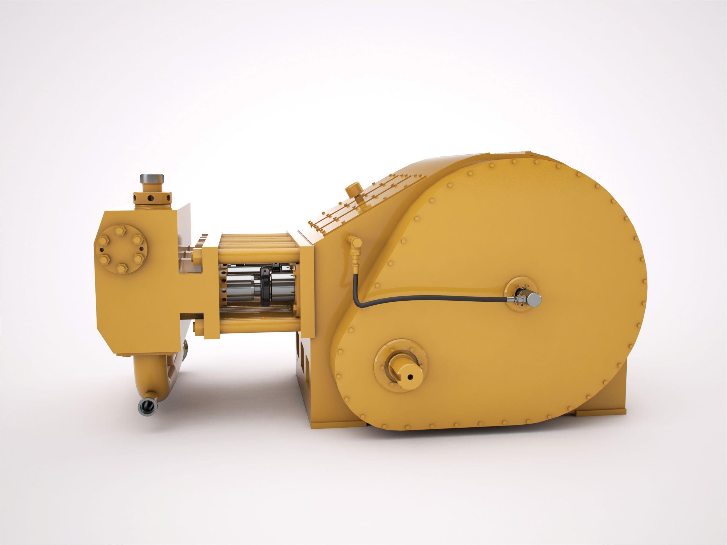 WS223 Triplex Well Stimulation Pump