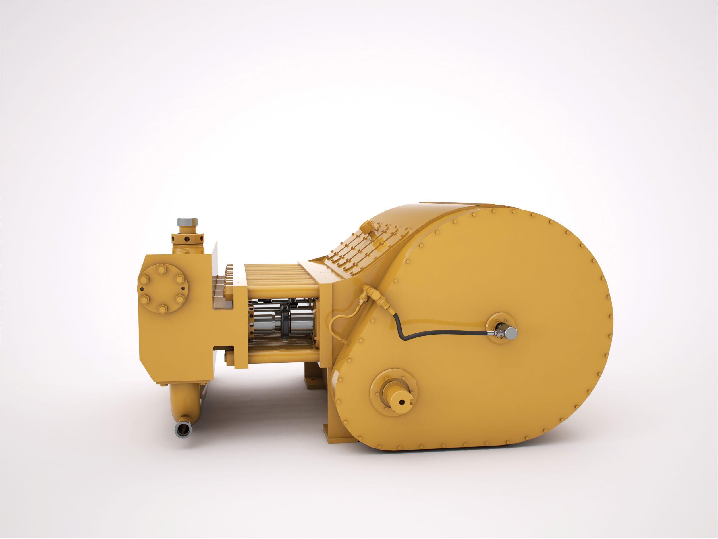 WS255 Quintuplex Well Stimulation Pump
