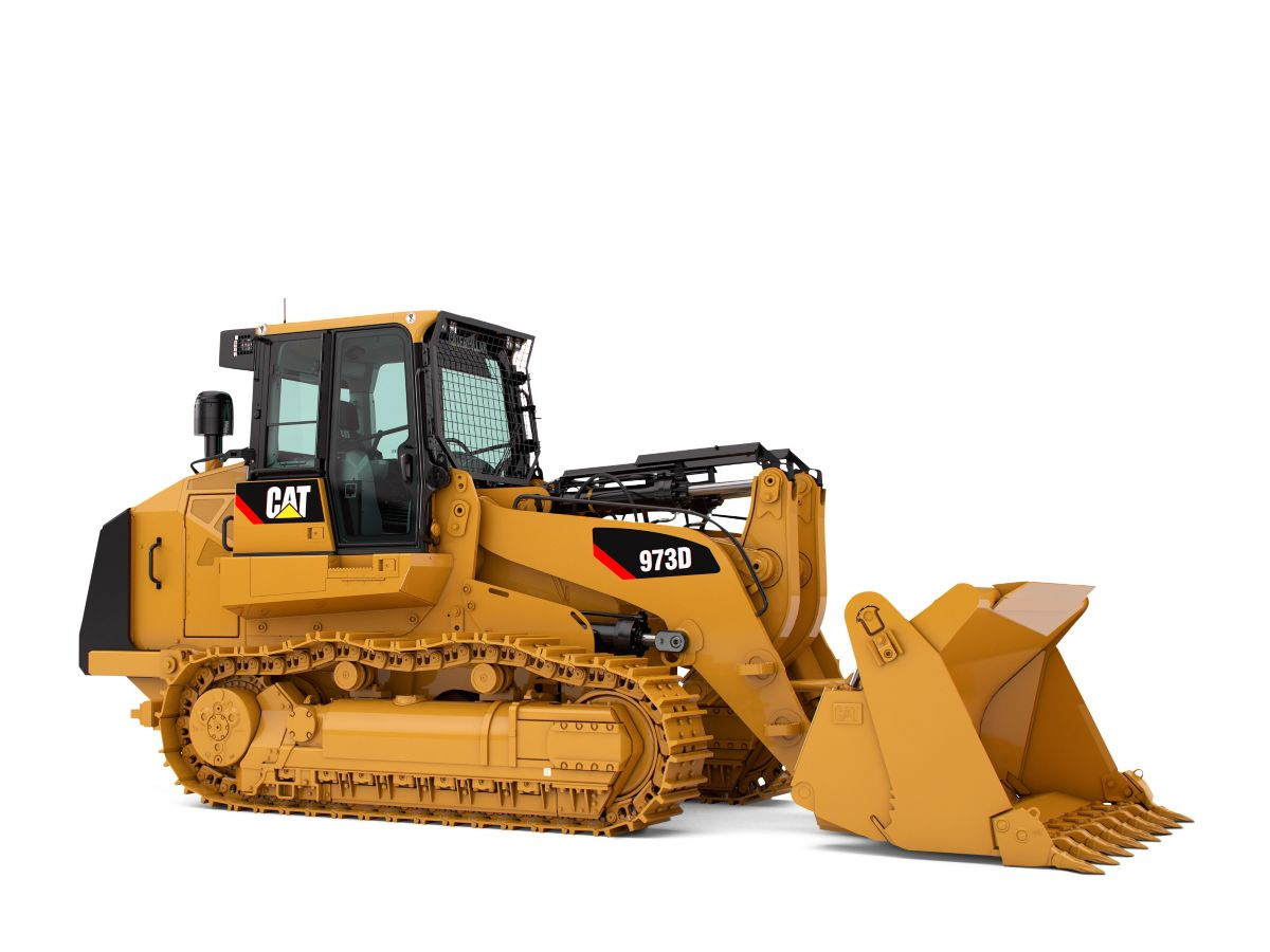 New CaterpillarTrack-Loaders