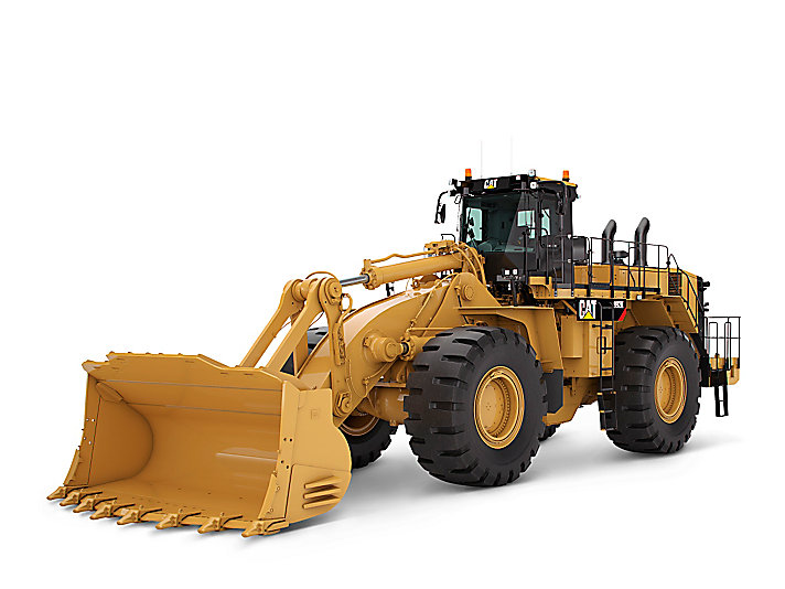 992K Large Wheel Loaders