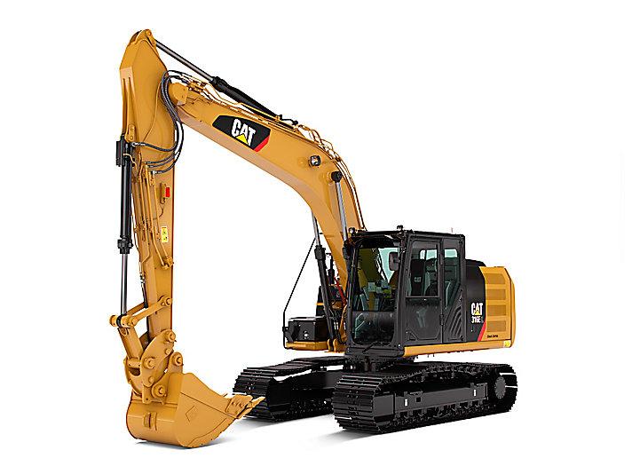 316E Small Hydraulic Excavator