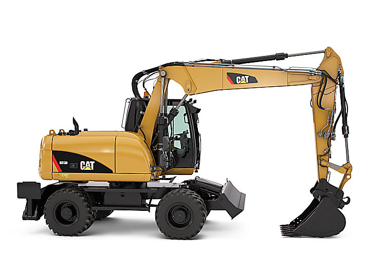 Excavadora de Ruedas M313D