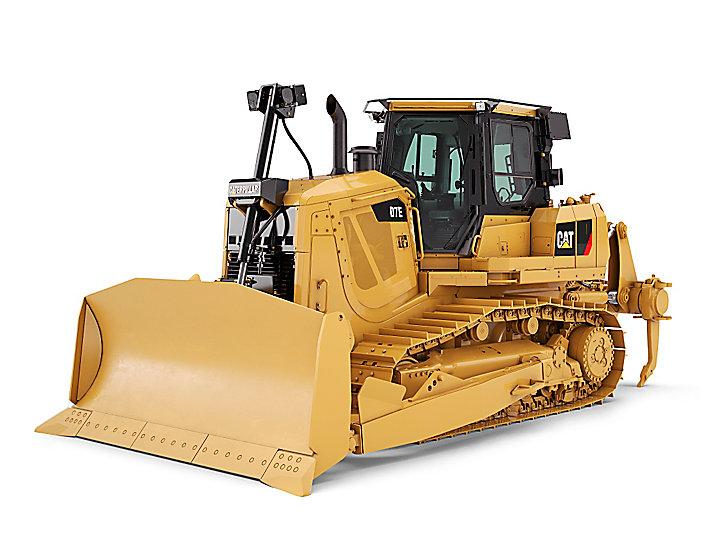 Tractor de Cadenas Mediano D7E