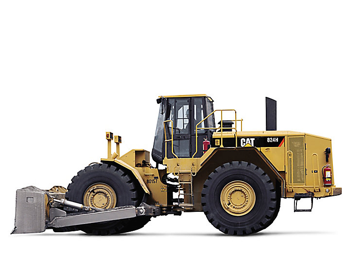 824H Medium Wheel Dozer