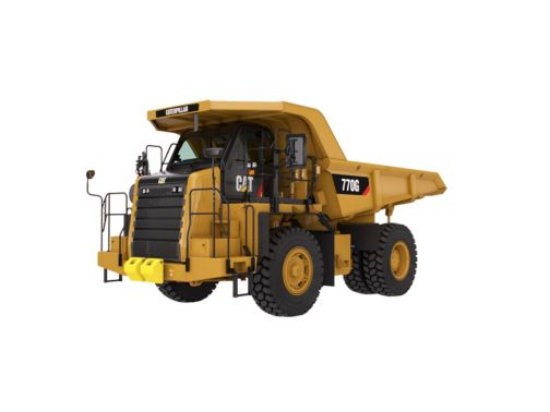 770G - Off-Highway Trucks