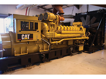 Cat The New C175 Caterpillar