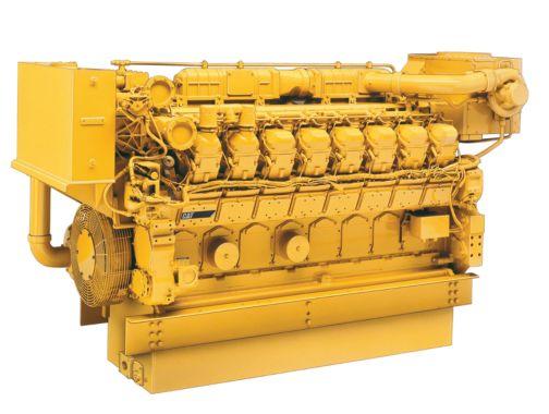 3516B - Marine Generator Sets