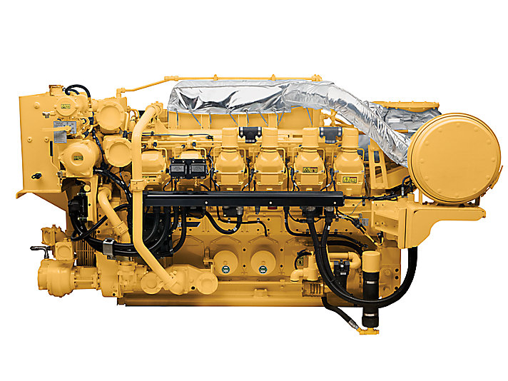 3512C発電装置