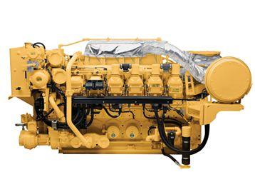 3512C  - Marine Generator Sets