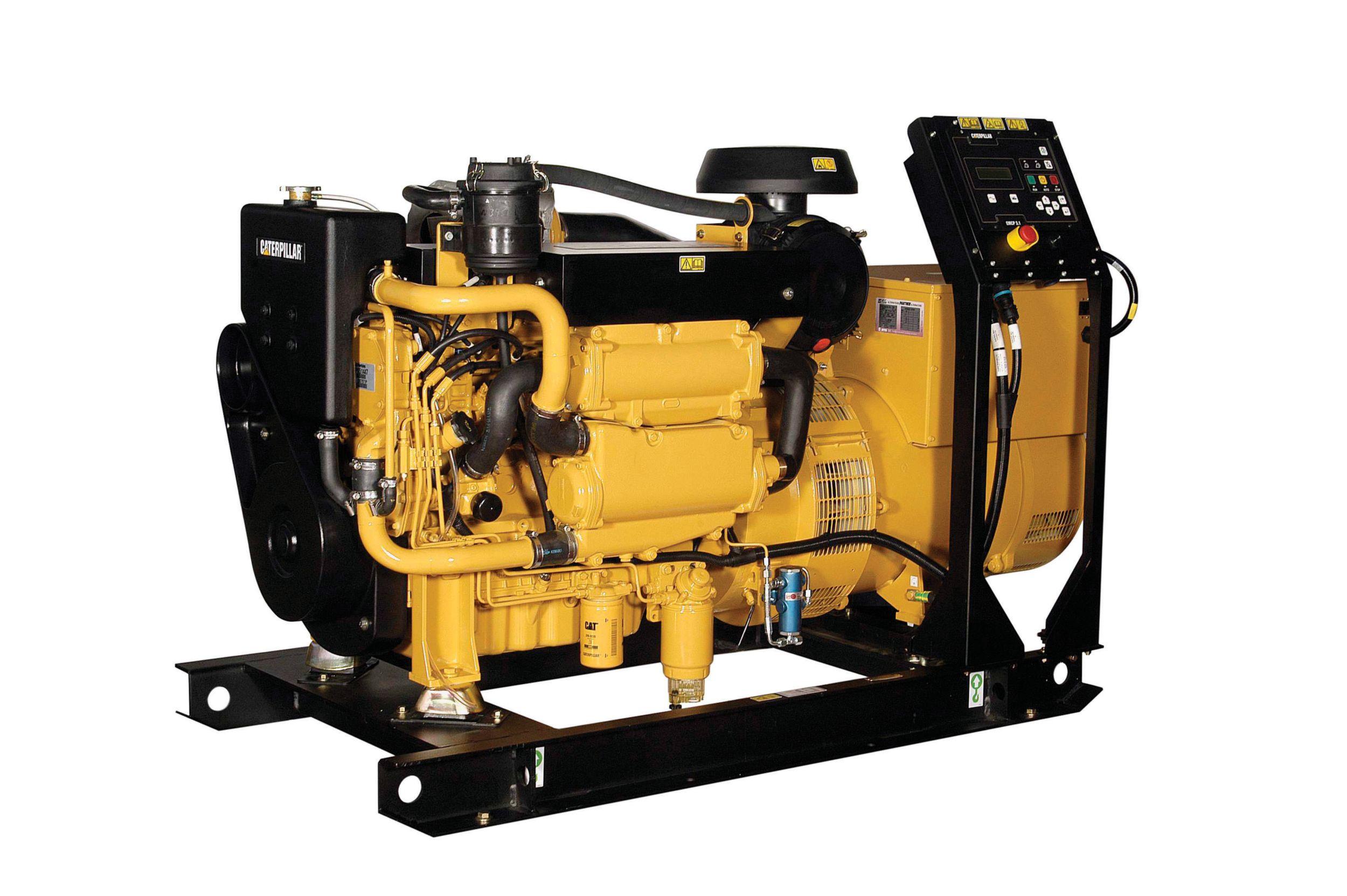 Cat Marine Power Systems Al Bahar In Uae Kuwait Qatar Oman 3600 Gas Engine Diagram Generator Sets
