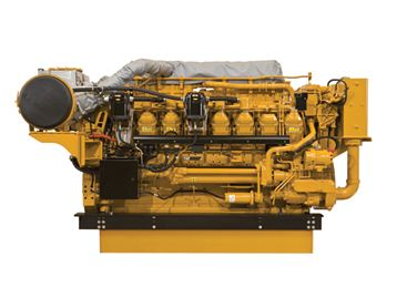 3516C IMO II - Commercial Propulsion Engines