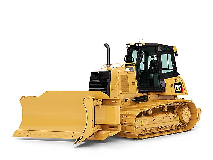Tractor de Cadenas Mediano D6K