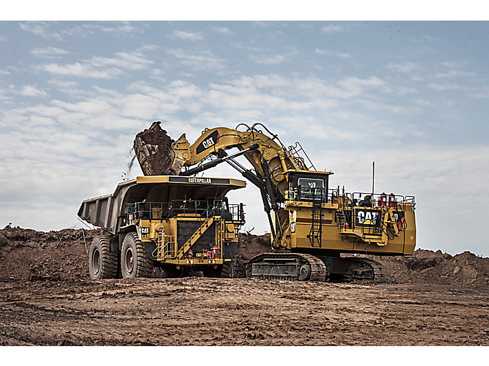 Hydrauliczne koparki górnicze 6040/6040 FS