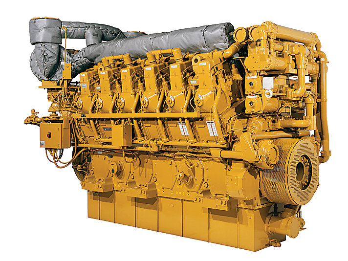 G3612 Gas Engine