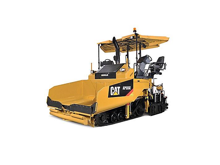 AP555E Track Asphalt Paver