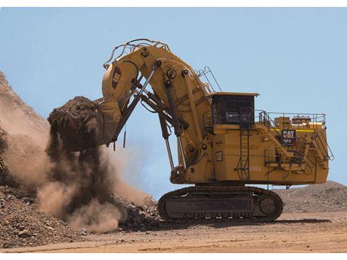 6050/6050 FS - Hydraulic Mining Shovels