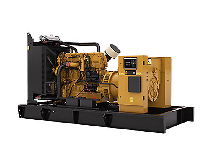 cat c15 generator set 320kw 500kw generator caterpillar. Black Bedroom Furniture Sets. Home Design Ideas