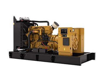 C15 (50 Hz) - Diesel Generator Sets