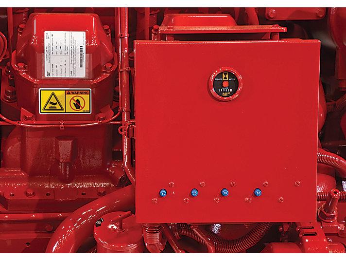 3512 Fire Pump Engine