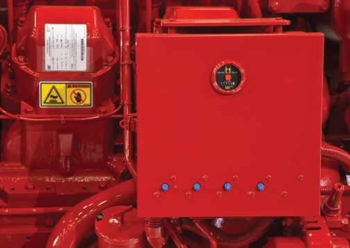 3512 - Fire Pump Engines