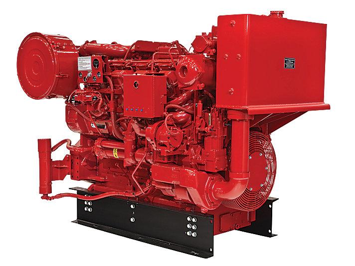 3508 消防泵发动机