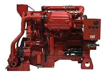 C18 ACERT™ - Fire Pump Engines