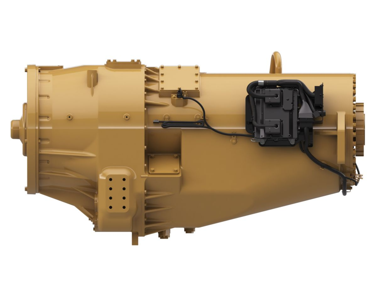 CX48-P2300 Oilfield Transmission