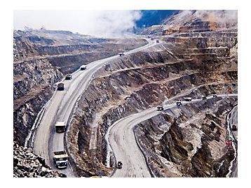 технологии для горнодобывающей отрасли