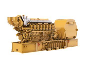 3616 (50 Hz) - Diesel Generator Sets