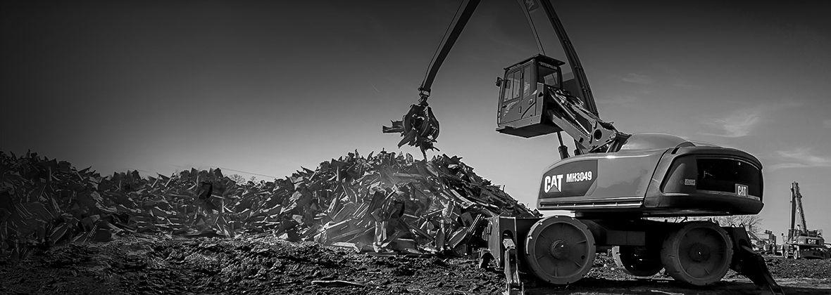 Demolition & Scrap Recycling