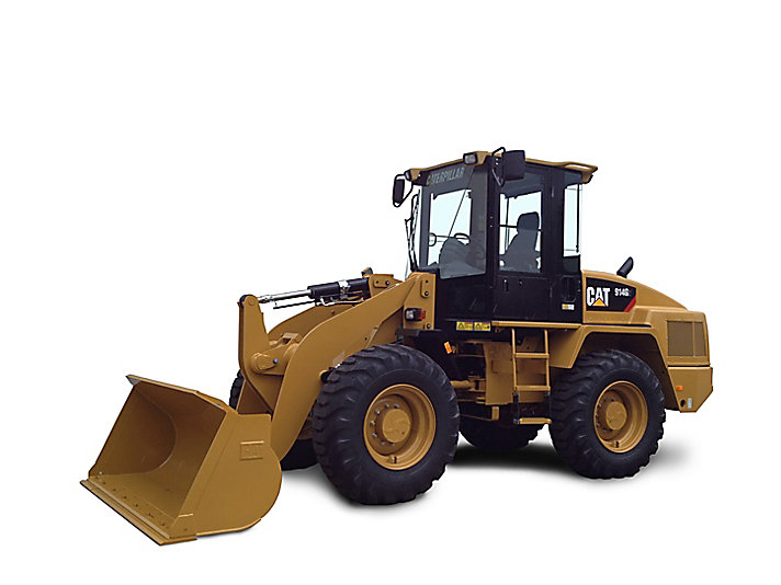 914G Tier 2 Compact Wheel Loader