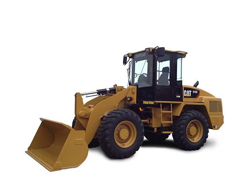 914G - Compact Wheel Loaders