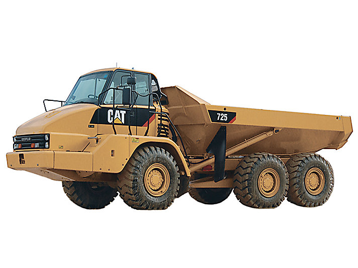 Articulated Trucks 725