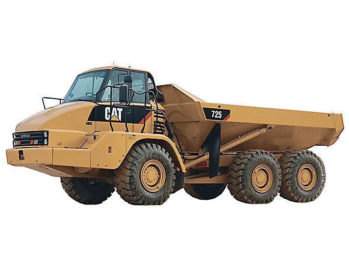 Articulated Trucks 725