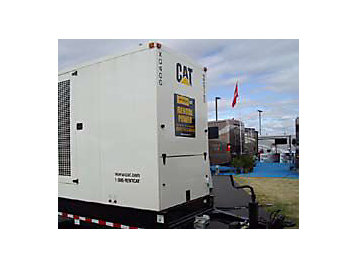 Hale Northeastern Exposition Services provides on-site temporary power for national recreational vehicle rally.
