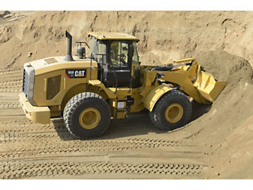 The 950 GC Wheel Loader