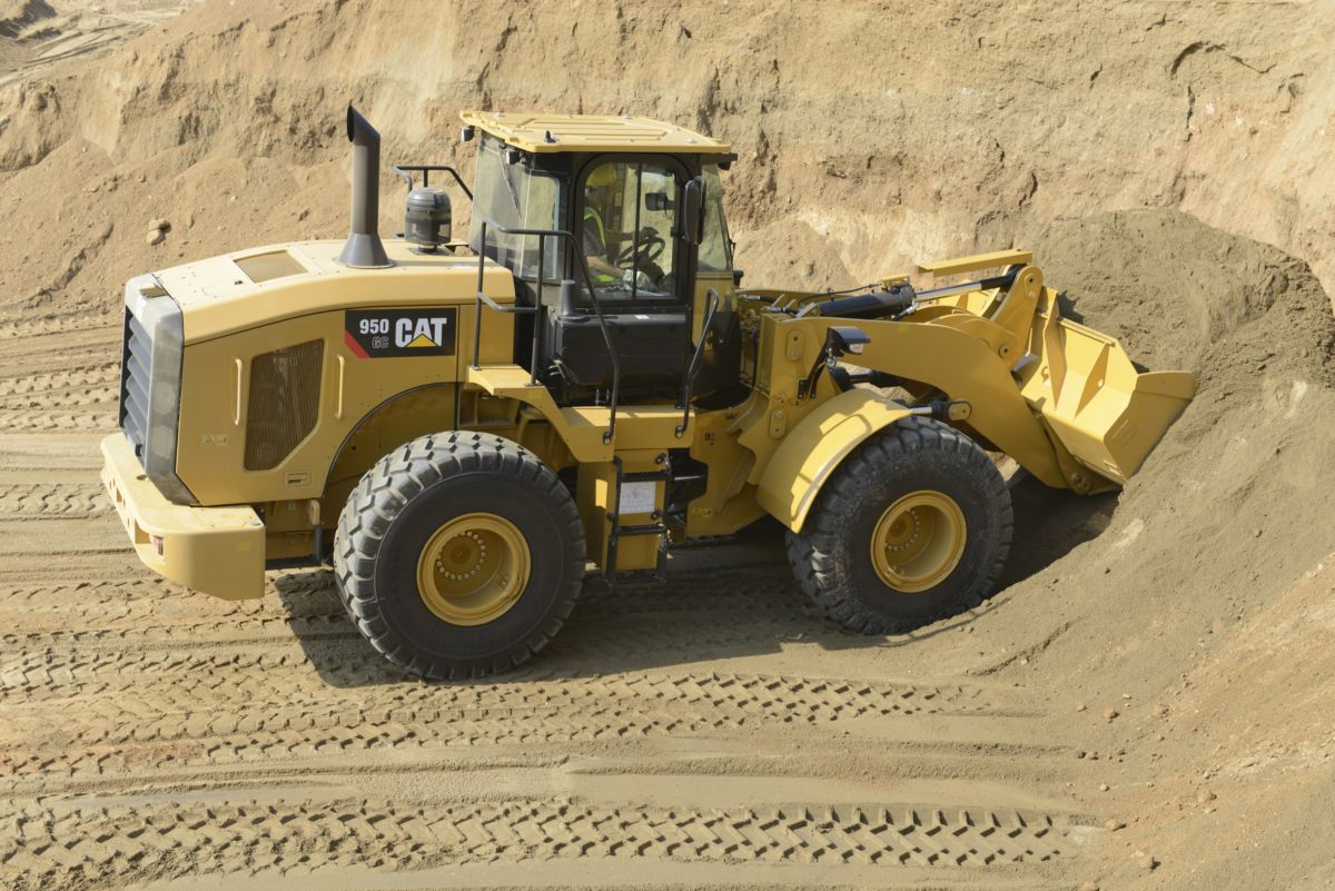 CAT® 950 GC WHEEL LOADER