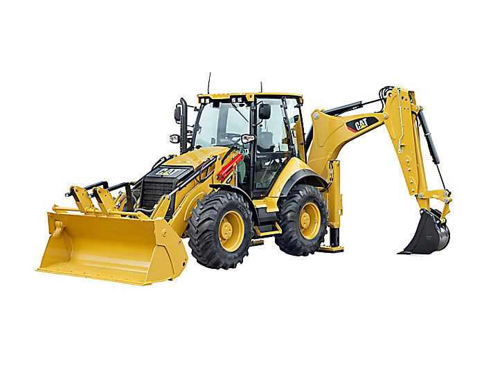 434F Backhoe Loader