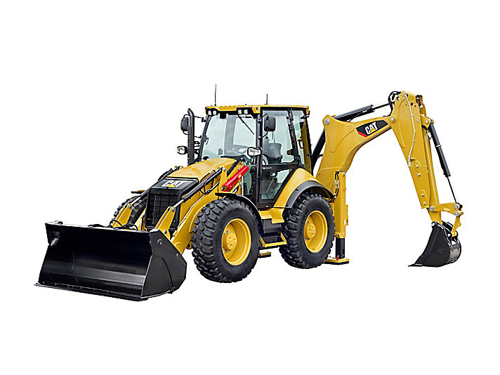 444F Backhoe Loader
