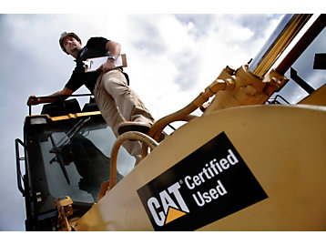 Cat® Certified Used Equipment