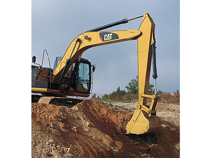 318D2 L 小型液压挖掘机
