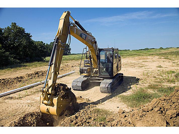 Excavadora Hidráulica 313F