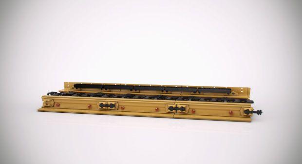 Cat PF6 Longwall Conveyor Line Pan
