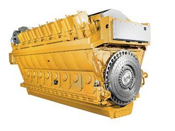 Engine Gas G16CM34 - Gas Compression Engines