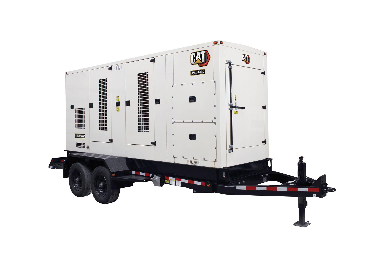 mobile generator sets