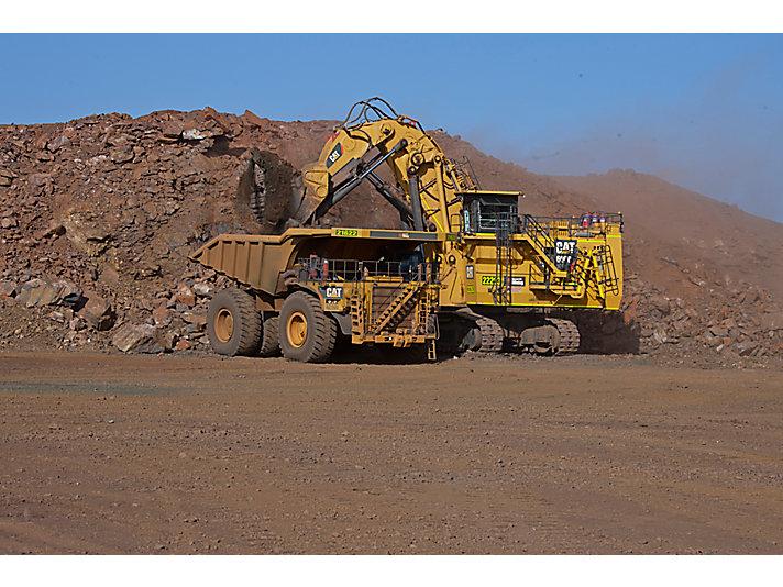 6060/6060 FS Hydraulic Mining Shovels