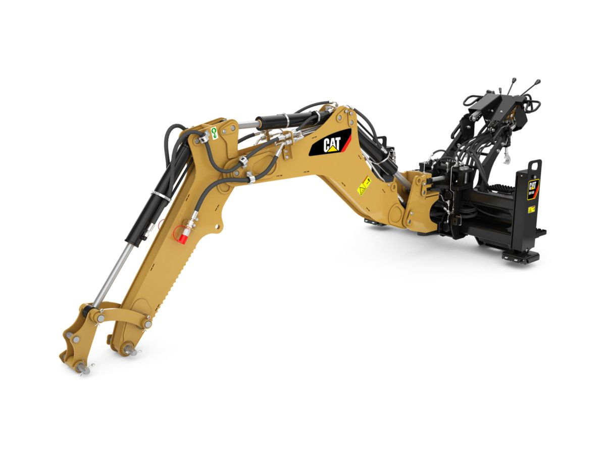 cat 279d compact track loader caterpillar backhoes