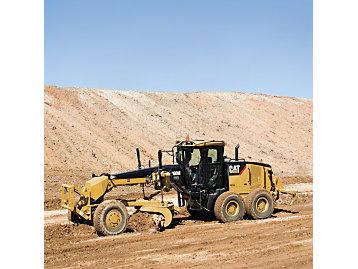ماكينة 160M التي تعمل نظام الدفع بجميع العجلات