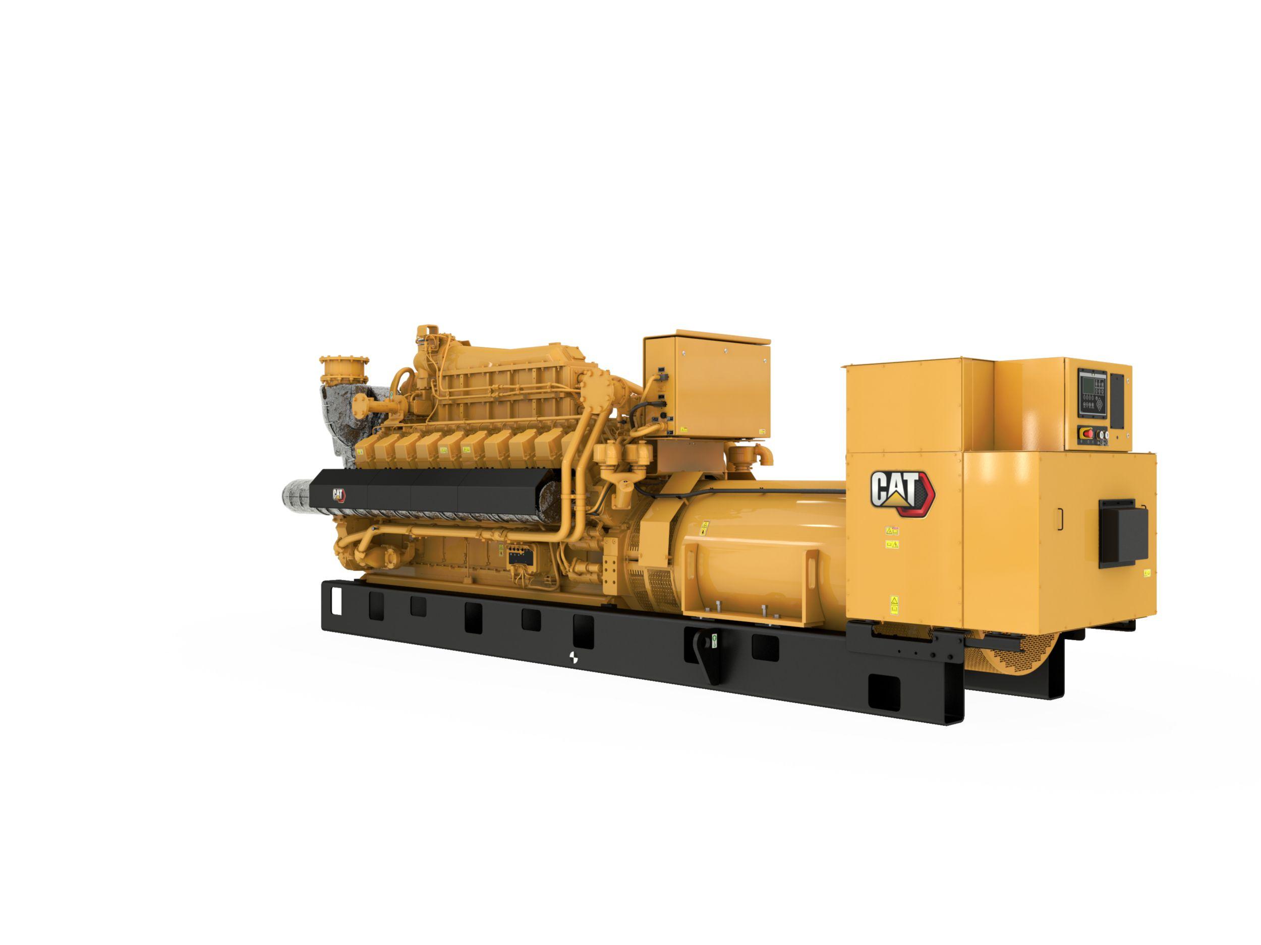 G3520C Gas Generator Set